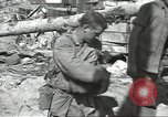 Image of United States soldiers setting up positions on Guam Guam Mariana Islands, 1944, second 59 stock footage video 65675062232