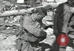 Image of United States soldiers setting up positions on Guam Guam Mariana Islands, 1944, second 60 stock footage video 65675062232