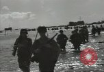 Image of United States soldiers establishing positions on Guam Guam Mariana Islands, 1944, second 28 stock footage video 65675062233