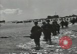 Image of United States soldiers establishing positions on Guam Guam Mariana Islands, 1944, second 32 stock footage video 65675062233