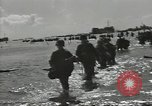 Image of United States soldiers establishing positions on Guam Guam Mariana Islands, 1944, second 33 stock footage video 65675062233
