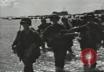 Image of United States soldiers establishing positions on Guam Guam Mariana Islands, 1944, second 34 stock footage video 65675062233