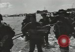 Image of United States soldiers establishing positions on Guam Guam Mariana Islands, 1944, second 35 stock footage video 65675062233