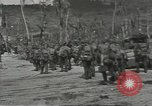 Image of United States soldiers establishing positions on Guam Guam Mariana Islands, 1944, second 56 stock footage video 65675062233