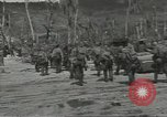 Image of United States soldiers establishing positions on Guam Guam Mariana Islands, 1944, second 59 stock footage video 65675062233