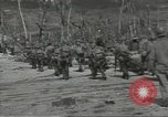 Image of United States soldiers establishing positions on Guam Guam Mariana Islands, 1944, second 61 stock footage video 65675062233