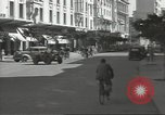 Image of Allied troops Casablanca Morocco, 1943, second 2 stock footage video 65675062240