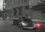Image of BBC building bombed in World War 2 London England United Kingdom, 1941, second 36 stock footage video 65675062252