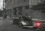 Image of BBC building bombed in World War 2 London England United Kingdom, 1941, second 37 stock footage video 65675062252