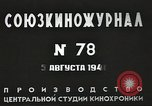 Image of Russian official Soviet Union, 1941, second 15 stock footage video 65675062259