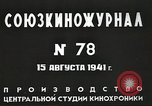 Image of Russian official Soviet Union, 1941, second 16 stock footage video 65675062259