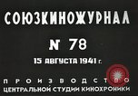 Image of Russian official Soviet Union, 1941, second 17 stock footage video 65675062259