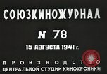 Image of Russian official Soviet Union, 1941, second 18 stock footage video 65675062259