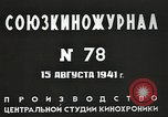 Image of Russian official Soviet Union, 1941, second 21 stock footage video 65675062259
