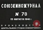 Image of Russian official Soviet Union, 1941, second 22 stock footage video 65675062259