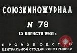 Image of Russian official Soviet Union, 1941, second 23 stock footage video 65675062259