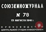 Image of Russian official Soviet Union, 1941, second 24 stock footage video 65675062259