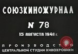 Image of Russian official Soviet Union, 1941, second 25 stock footage video 65675062259