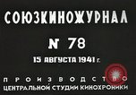 Image of Russian official Soviet Union, 1941, second 26 stock footage video 65675062259