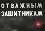 Image of Russian official Soviet Union, 1941, second 31 stock footage video 65675062259