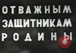 Image of Russian official Soviet Union, 1941, second 32 stock footage video 65675062259