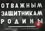 Image of Russian official Soviet Union, 1941, second 35 stock footage video 65675062259