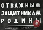 Image of Russian official Soviet Union, 1941, second 36 stock footage video 65675062259