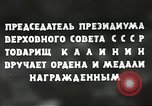 Image of Russian official Soviet Union, 1941, second 38 stock footage video 65675062259