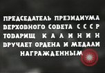 Image of Russian official Soviet Union, 1941, second 41 stock footage video 65675062259