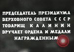Image of Russian official Soviet Union, 1941, second 42 stock footage video 65675062259
