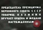 Image of Russian official Soviet Union, 1941, second 43 stock footage video 65675062259