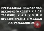Image of Russian official Soviet Union, 1941, second 44 stock footage video 65675062259