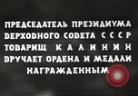 Image of Russian official Soviet Union, 1941, second 45 stock footage video 65675062259