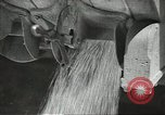 Image of Soviet farmers cutting and threshing stalks of grain during World War 2 Soviet Union, 1941, second 26 stock footage video 65675062264