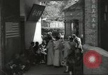 Image of Chinese refugees Kiukiang China, 1938, second 59 stock footage video 65675062266