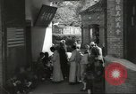 Image of Chinese refugees Kiukiang China, 1938, second 60 stock footage video 65675062266