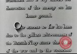 Image of Japanese attack on Pearl Harbor Pearl Harbor Hawaii USA, 1941, second 32 stock footage video 65675062271