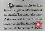 Image of Japanese attack on Pearl Harbor Pearl Harbor Hawaii USA, 1941, second 36 stock footage video 65675062271