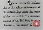 Image of Japanese attack on Pearl Harbor Pearl Harbor Hawaii USA, 1941, second 37 stock footage video 65675062271