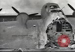 Image of Devastation from Japanese attack on Pearl Harbor Pearl Harbor Hawaii USA, 1941, second 12 stock footage video 65675062272