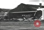 Image of Devastation from Japanese attack on Pearl Harbor Pearl Harbor Hawaii USA, 1941, second 17 stock footage video 65675062272
