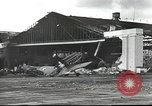 Image of Devastation from Japanese attack on Pearl Harbor Pearl Harbor Hawaii USA, 1941, second 19 stock footage video 65675062272
