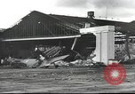 Image of Devastation from Japanese attack on Pearl Harbor Pearl Harbor Hawaii USA, 1941, second 20 stock footage video 65675062272
