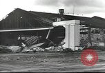 Image of Devastation from Japanese attack on Pearl Harbor Pearl Harbor Hawaii USA, 1941, second 21 stock footage video 65675062272