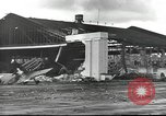 Image of Devastation from Japanese attack on Pearl Harbor Pearl Harbor Hawaii USA, 1941, second 22 stock footage video 65675062272