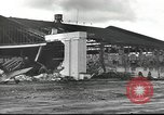 Image of Devastation from Japanese attack on Pearl Harbor Pearl Harbor Hawaii USA, 1941, second 23 stock footage video 65675062272