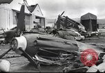 Image of Devastation from Japanese attack on Pearl Harbor Pearl Harbor Hawaii USA, 1941, second 26 stock footage video 65675062272