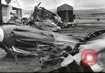 Image of Devastation from Japanese attack on Pearl Harbor Pearl Harbor Hawaii USA, 1941, second 29 stock footage video 65675062272