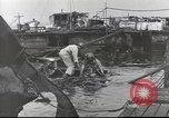 Image of Devastation from Japanese attack on Pearl Harbor Pearl Harbor Hawaii USA, 1941, second 50 stock footage video 65675062272