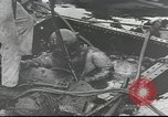 Image of Devastation from Japanese attack on Pearl Harbor Pearl Harbor Hawaii USA, 1941, second 53 stock footage video 65675062272